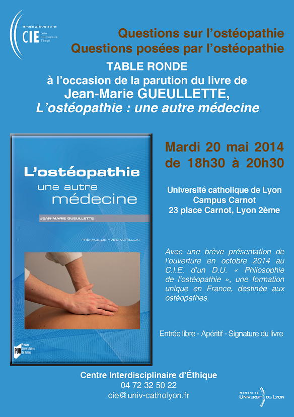 flyers osteopathe