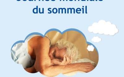 Journée mondiale du sommeil